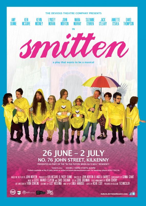Smitten Final Poster
