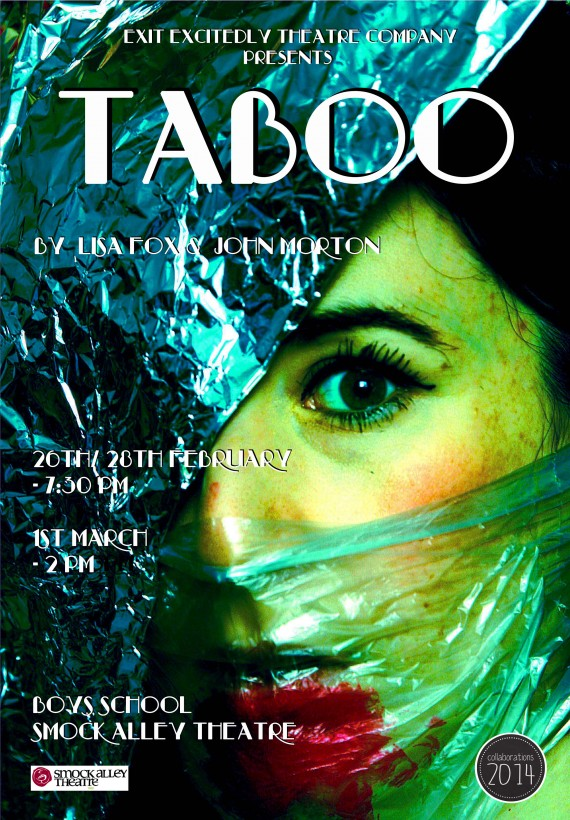 Taboo Poster large